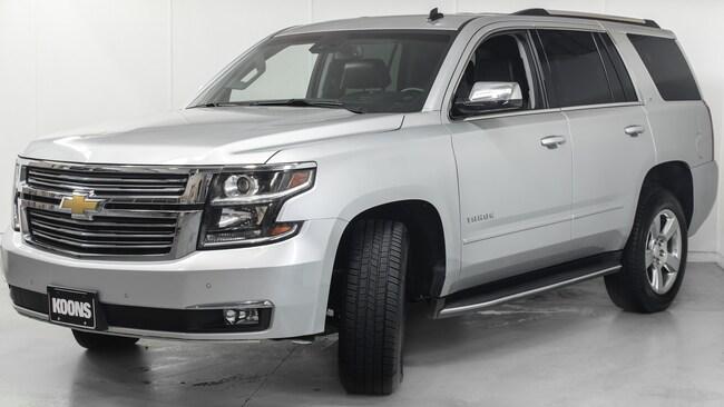 Used 2015 Tahoe >> Used 2015 Chevrolet Tahoe Ltz 4wd For Sale In Westminster Md Vin