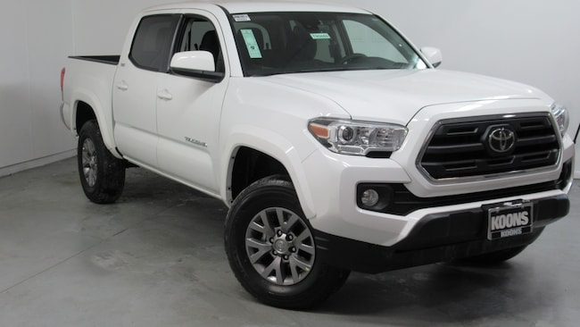 New 2019 Toyota Tacoma SR5 V6 Truck Double Cab Westminster