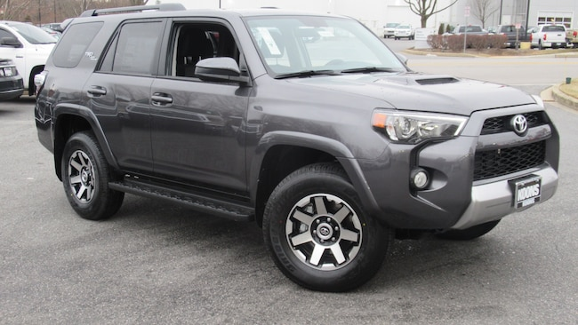 New 2019 Toyota 4Runner TRD Off Road SUV Westminster