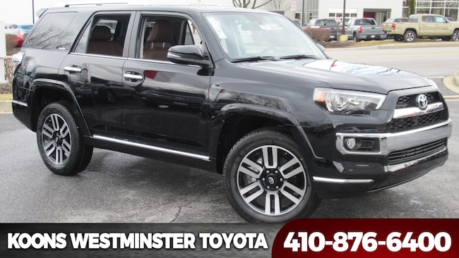 New 2019 Toyota 4Runner Limited SUV Westminster