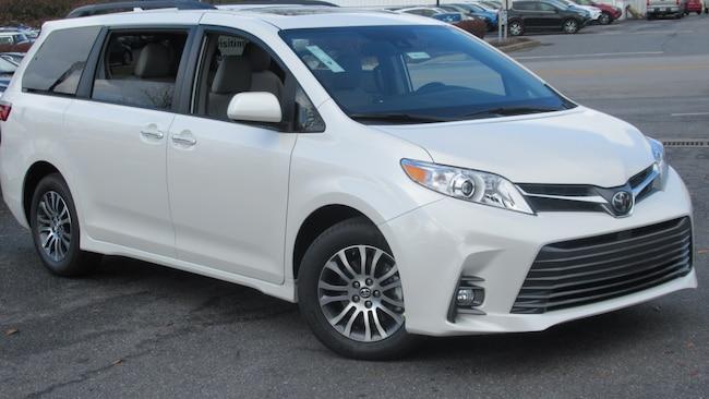 New 2019 Toyota Sienna XLE 8 Passenger Van Westminster