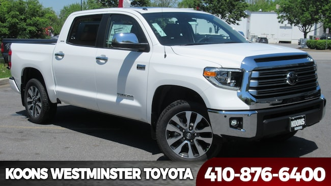 New 2019 Toyota Tundra Limited 5.7L V8 Truck CrewMax Westminster