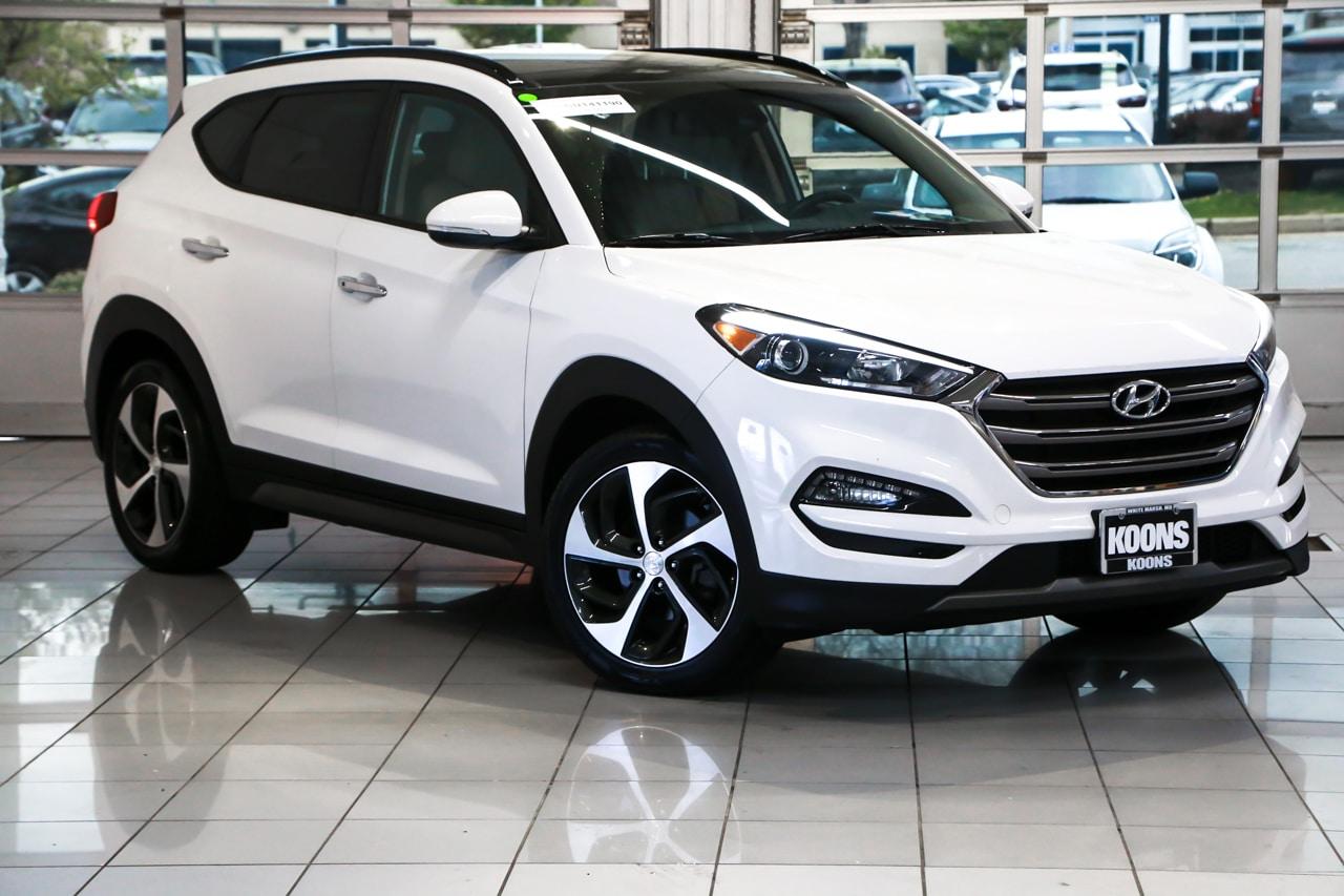 Used Used 2016 Hyundai Tucson SUV For Sale in Baltimore, MD | VIN:  KM8J3CA25GU141190