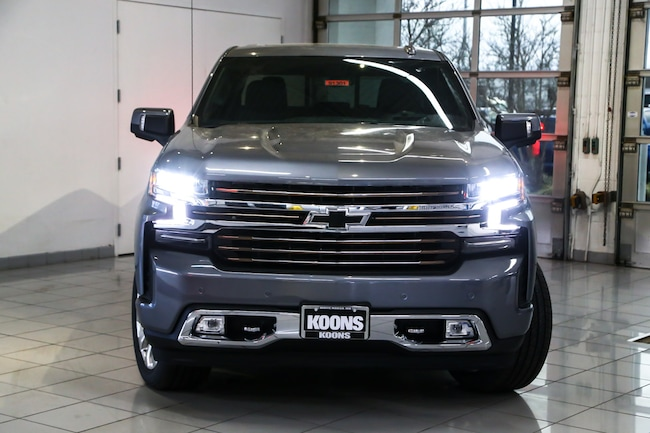 New 2019 Chevrolet Silverado 1500 High Country For Sale in ...