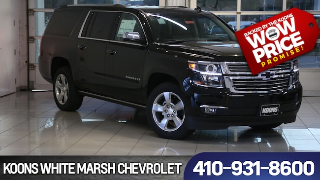new 2019 chevrolet suburban premier for sale in baltimore, md | vin