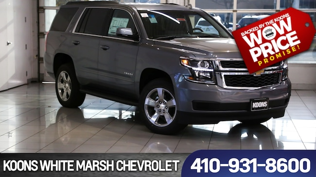 New 2019 Chevrolet Tahoe LT SUV in Vienna,VA