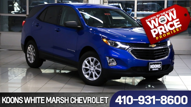 New 2019 Chevrolet Equinox LS near Baltimore
