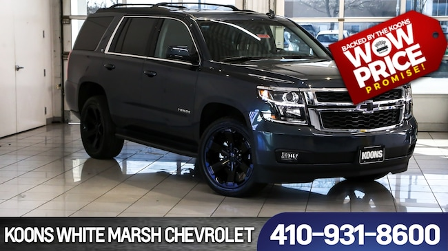New 2019 Chevrolet Tahoe LT near Baltimore