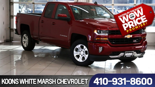 New 2019 Chevrolet Silverado 1500 LD LT Truck Double Cab in Vienna,VA