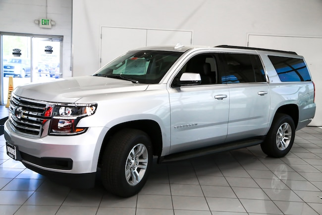 New 2019 Chevrolet Suburban LT For Sale in Baltimore, MD ...