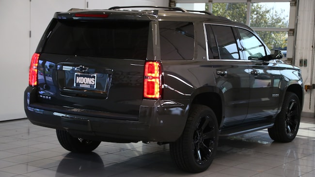 New 2019 Chevrolet Tahoe LT For Sale in Baltimore, MD ...