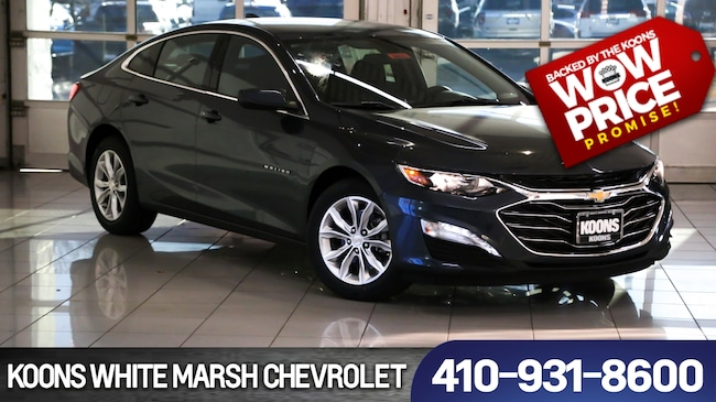New 2019 Chevrolet Malibu LT Sedan in Vienna,VA