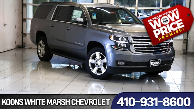 New 2019 Chevrolet Suburban LT near Baltimore