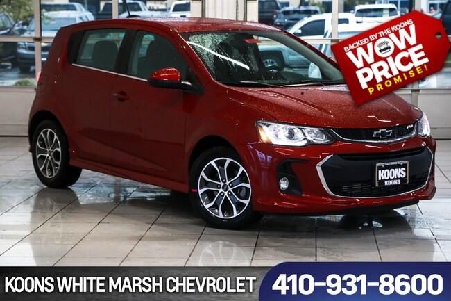 New 2019 Chevrolet Sonic LT Auto w/1SD near Baltimore