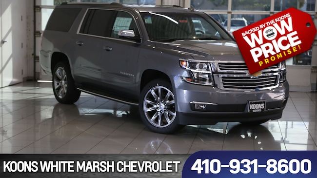 New 2019 Chevrolet Suburban Premier near Baltimore
