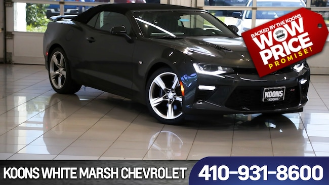 new 2018 chevrolet camaro 2ss for sale in baltimore md vin