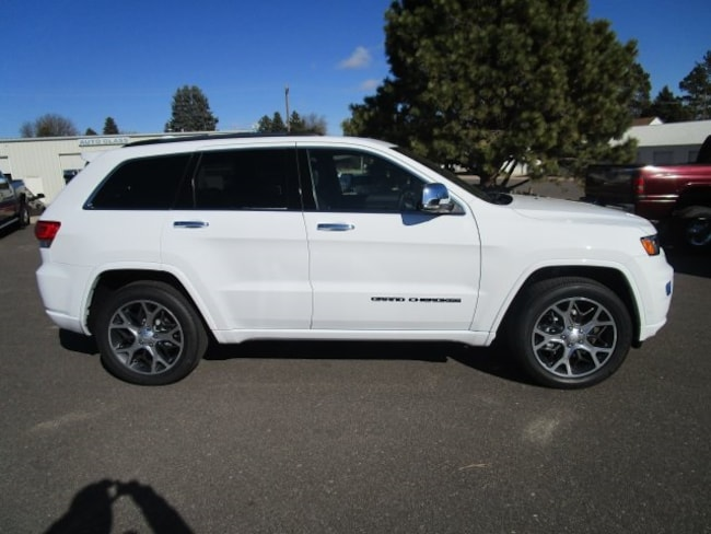 2019 Jeep Grand Cherokee OVERLAND 4X4 For Sale | Yuma CO
