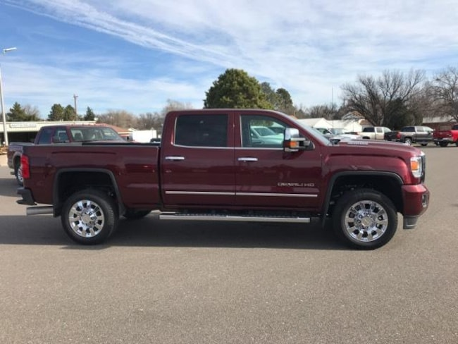 used 2017 gmc sierra 2500hd denali for sale yuma co. Black Bedroom Furniture Sets. Home Design Ideas