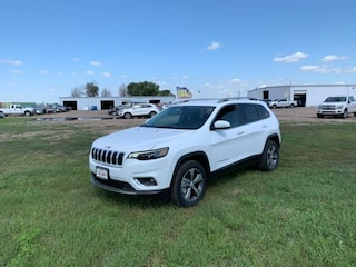 New 2019 Jeep Cherokee LIMITED 4X4 Sport Utility For Sale Sterling, CO