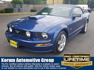 2007 Ford Mustang GT Premium Convertible in Puyallup
