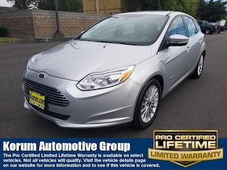 2013 Ford Focus Electric Base Hatchback in Puyallup