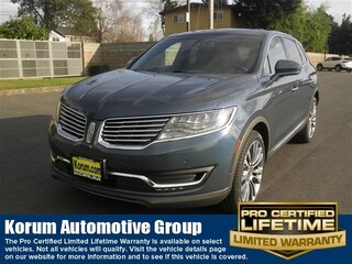 in Puyallup 2016 Lincoln MKX Reserve SUV