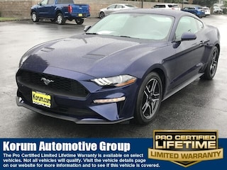 2018 Ford Mustang Ecoboost Coupe in Puyallup