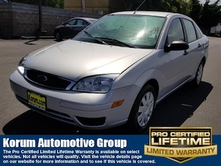 2006 Ford Focus ZX4 Sedan in Puyallup