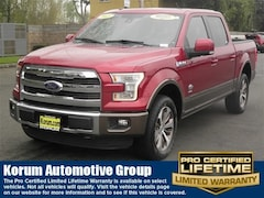 2015 Ford F-150 King Ranch Truck in Puyallup