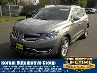 in Puyallup 2017 Lincoln MKX Select SUV