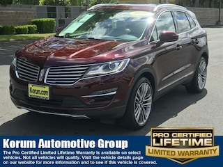 in Puyallup 2016 Lincoln MKC Reserve SUV