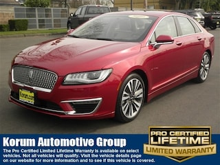 in Puyallup 2017 Lincoln MKZ Reserve Sedan