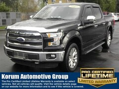 2016 Ford F-150 Lariat Truck in Puyallup