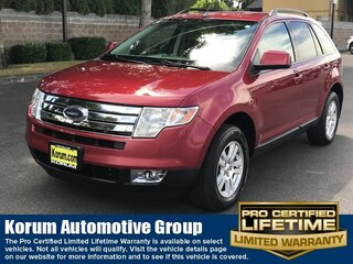 2007 Ford Edge SEL SUV in Puyallup