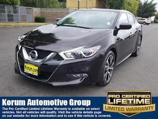 2016 Nissan Maxima 3.5 SL Sedan in Puyallup