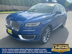 New 2020 Lincoln Nautilus Reserve SUV in Puyallup, WA