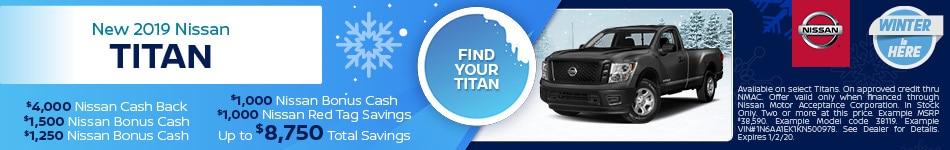 December 2019 Titan Offer