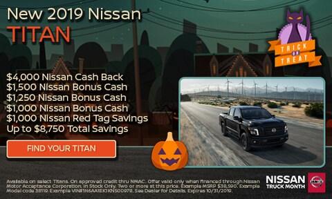 October 2019 Titan Special