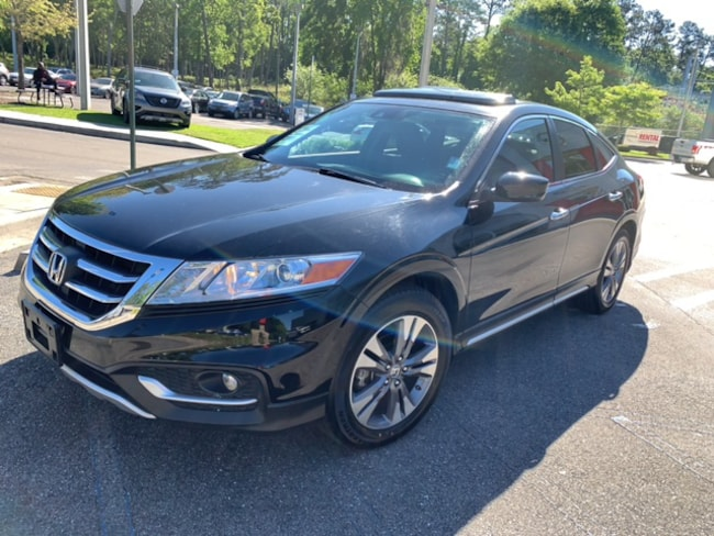 Used Honda Crosstour >> Used 2015 Honda Crosstour For Sale At Kraft Nissan Of Tallahassee