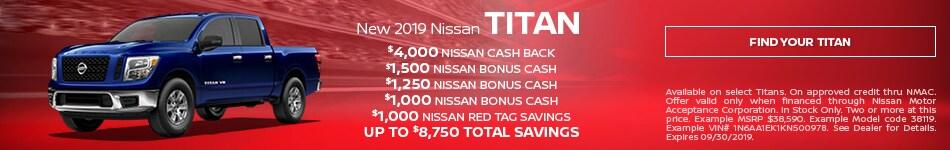 September 2019 Titan Special