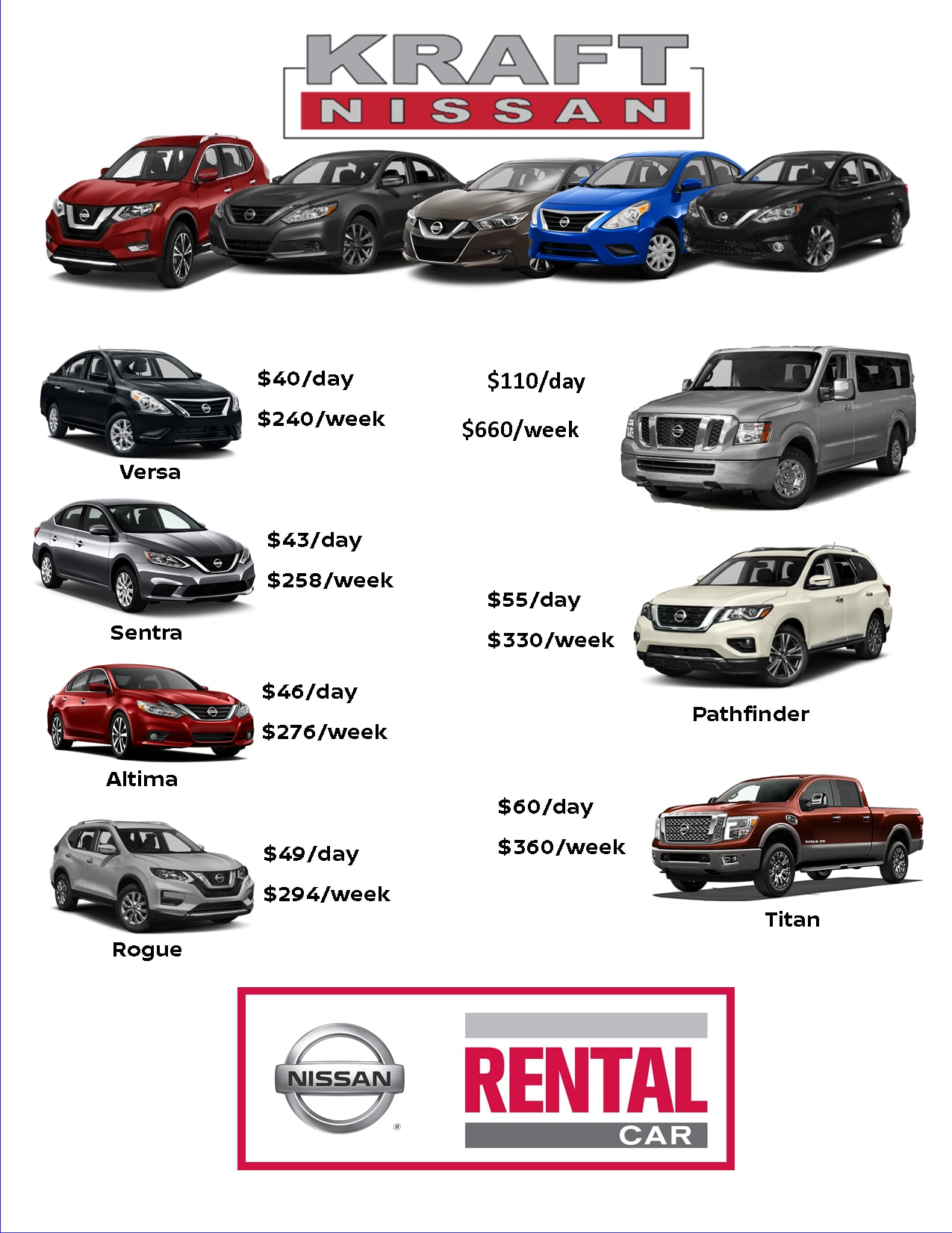 Contact. Kraft Nissan Of Tallahassee