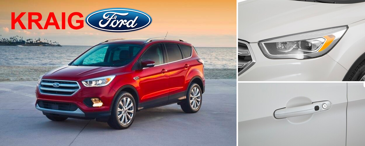 Used Ford Escape 1
