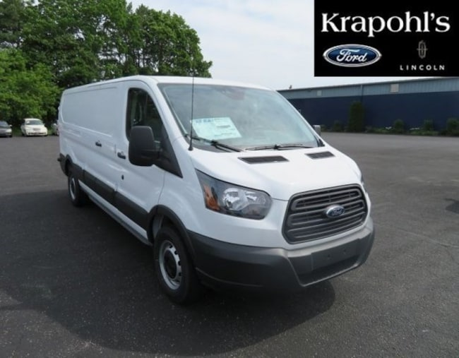 2017 Ford Transit Van Base T-150 148 Low Rf 8600 GVWR Swing-Out RH Dr