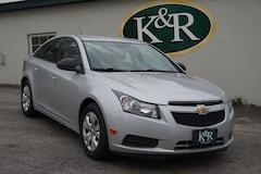 Used 2014 Chevrolet Cruze LS Auto Sedan 1G1PA5SH6E7407064 in Auburn, ME