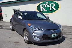 2016 Hyundai Veloster Base Hatchback in Auburn, ME