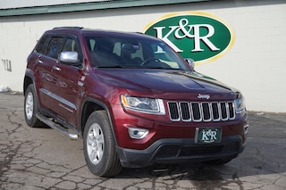 Pre-owned 2016 Jeep Grand Cherokee Laredo 4x4 SUV in Auburn, ME