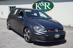 Used 2015 Volkswagen Golf GTI 2.0T S 4-Door Hatchback 3VW5T7AU4FM103741 in Auburn, ME
