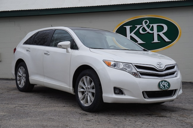 Used 2015 Toyota Venza XLE SUV For Sale Auburn, ME