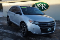 Used 2013 Ford Edge SEL AWD SUV 2FMDK4JC1DBB68838 in Auburn, ME