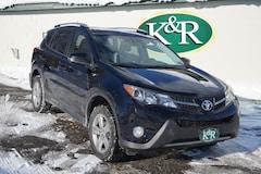 2015 Toyota RAV4 XLE SUV in Auburn, ME